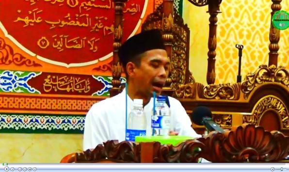 Video Kajian Ustadz Abdul Somad LC poster