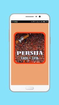 Lagu Persija Jakarta + Lirik poster