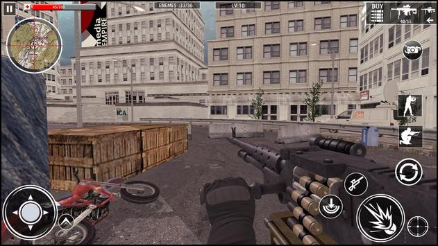 CITY STORM GUNNER SHOOTING apk screenshot