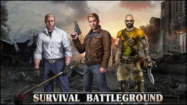 Survival Battleground poster