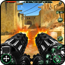 Absolute Gun Simulator : War Gunman Battlefield APK