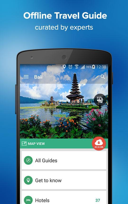 Bali Travel Guide Maps For Android Apk Download