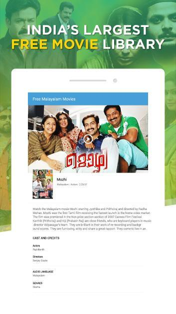 Free Malayalam Movies Online for Android - APK Download