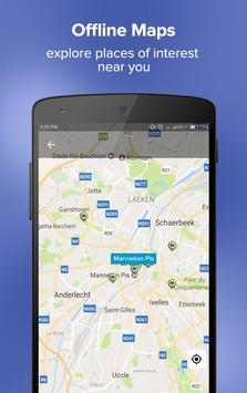 Brussels Travel Guide screenshot 1