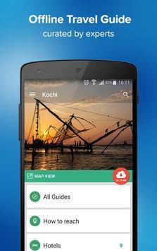 Kochi Travel Guide & Maps poster