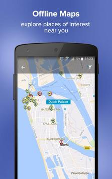 Kochi Travel Guide & Maps screenshot 1