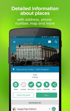 Madrid Travel Guide apk screenshot