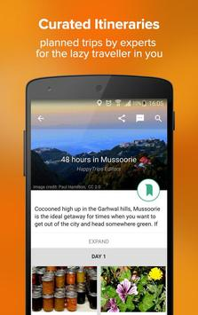Mussoorie Travel Guide & Maps apk screenshot