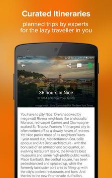 Nice Travel Guide screenshot 3