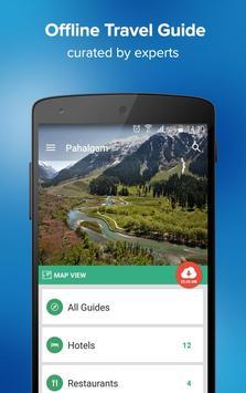Pahalgam Travel Guide & Maps poster