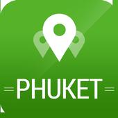 Phuket Travel Guide & Maps icon