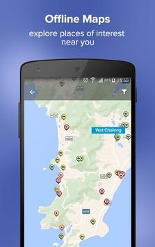 Phuket Travel Guide & Maps apk screenshot
