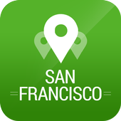 San Francisco Travel Guide icon