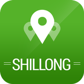 Shillong Travel Guide & Maps icon