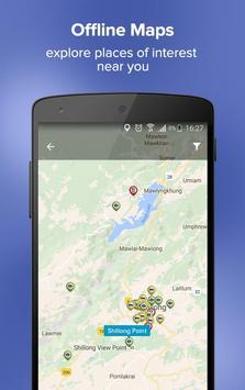 Shillong Travel Guide & Maps screenshot 1