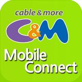 씨앤앰 Mobile Connect icon
