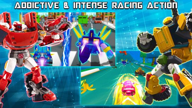 Racing Tobot X Evolution screenshot 2
