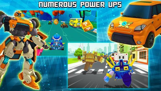 Racing Tobot X Evolution screenshot 3