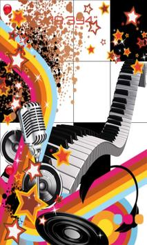 Piano Tiles For Dragon Ball Super Song poster