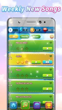 Piano Magic Tiles: Поп и аниме скриншот приложения