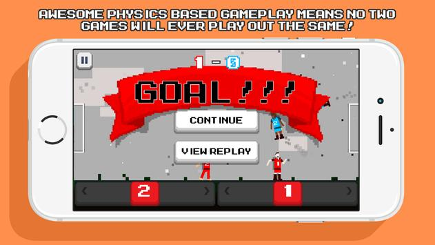 Jetpack Soccer apk screenshot