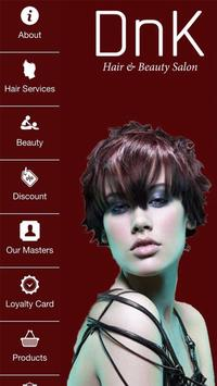 DnK Hair and Beauty Salon poster