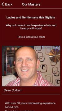 DnK Hair and Beauty Salon apk screenshot