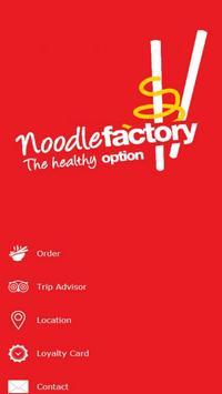 Noodle Factory poster