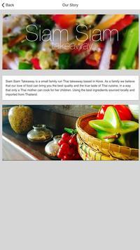 Siam Siam Takeaway screenshot 3