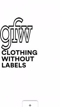 GFW Clothing poster