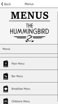 The Hummingbird screenshot 2