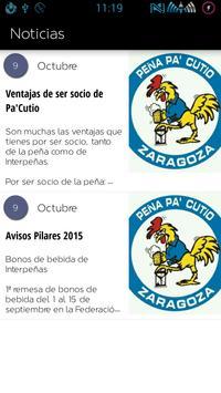 Peña Pa'cutio apk screenshot