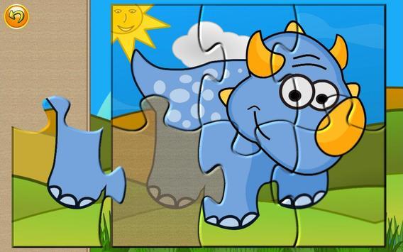 Dinosaur Games for Kids poster