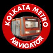 Kolkata Metro Navigator icon