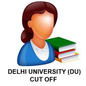 Delhi University DU Cut Off icon