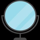 Tilz Mirror - What Friends think of u icon