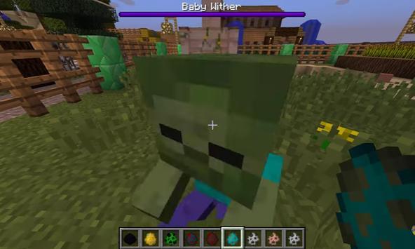 Baby player addon for MCPE screenshot 2