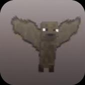 Bat simulator addon for MCPE icon