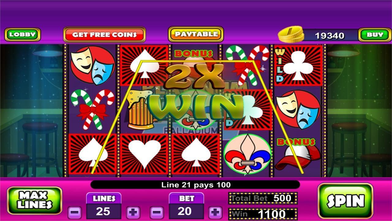 Crown Slot Apk Download