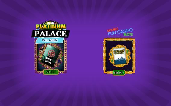 SLOTS-Double Fun Platinum poster