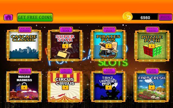 SLOTS-Double Fun Platinum screenshot 3