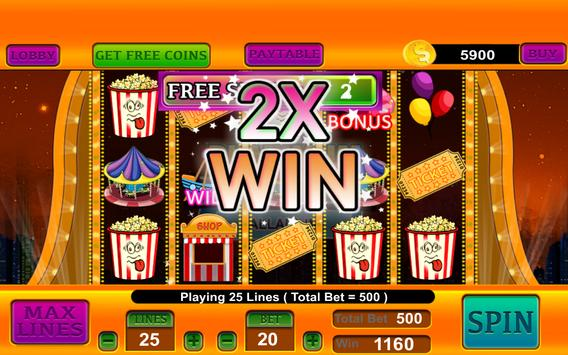 Mania Madness Slots screenshot 4
