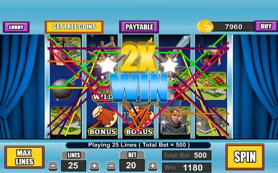 OMG Diamond Super Slots screenshot 9