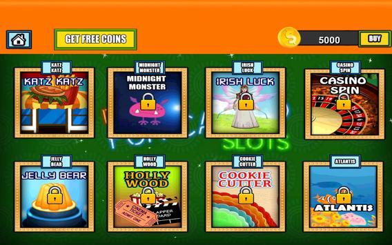 OMG Diamond Super Slots screenshot 1