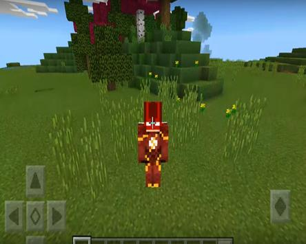 Pocket Heroes addon for MCPE poster