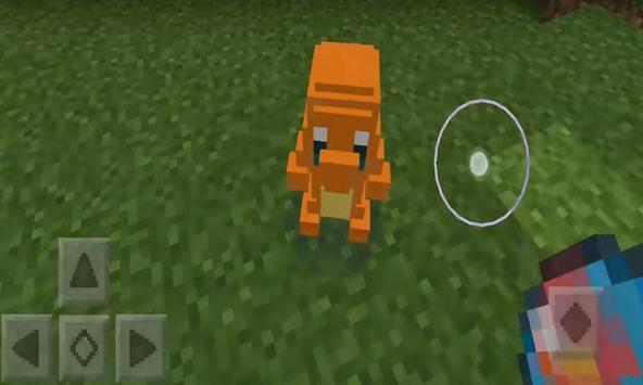 Pokecraft addon for MCPE poster