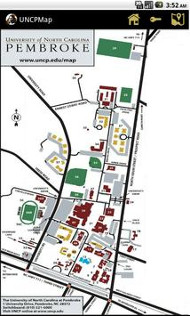 UNCP Campus Map for Android   APK Download