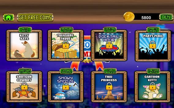 Slots Fun House Free screenshot 8