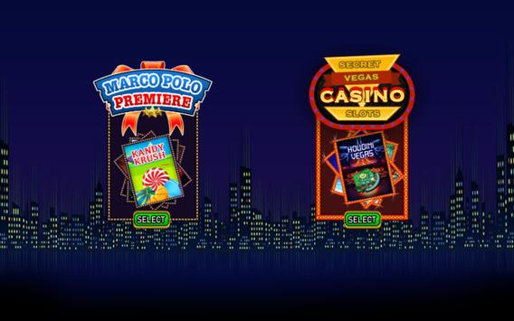 Slots Super Vegas Party poster
