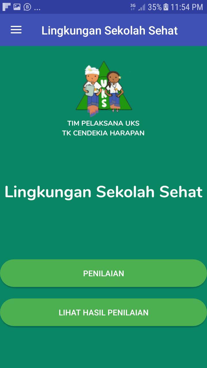 Lingkungan Sekolah Sehat For Android Apk Download